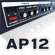 AP-12 Analog Phaser