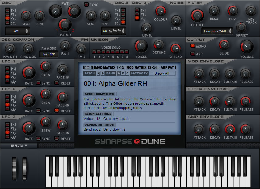 Top 5 Most Beautiful Virtual Synth Interfaces - Page 8 - KVR Audio