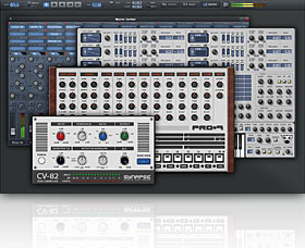 Orion - Complete virtual studio software