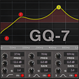 GQ-7 Graphic Equalizer