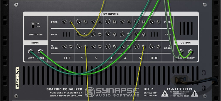 Rack Extensions by Synapse Audio Software