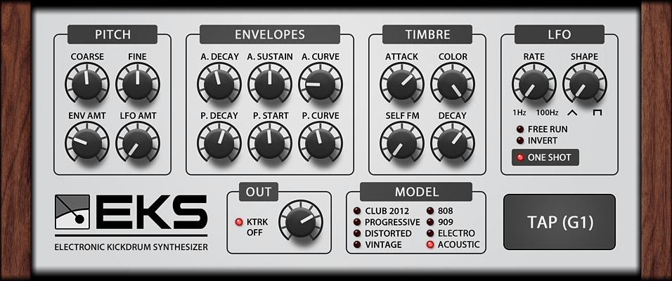 Synapse Audio Software EKS Pro VST/AU 2 0